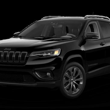 Jeep Cherokee All Black