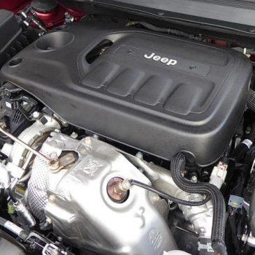 Jeep Cherokee Engine Options