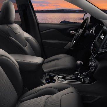Jeep Cherokee Interior Dimensions