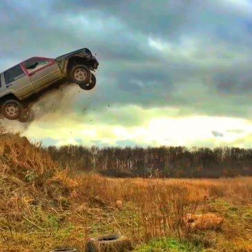 Jeep Cherokee Jump Start