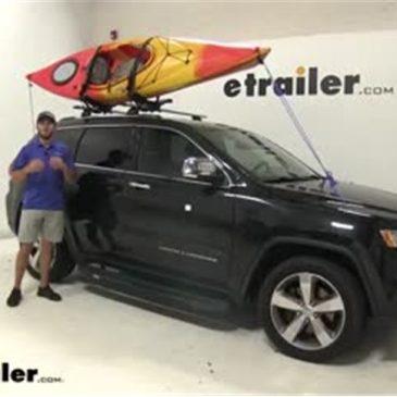 Jeep Cherokee Kayak Rack