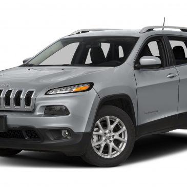 Jeep Cherokee Latitude Plus