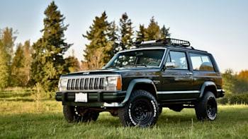 Jeep Cherokee Manual Transmission