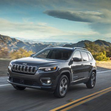 Jeep Cherokee Name Change