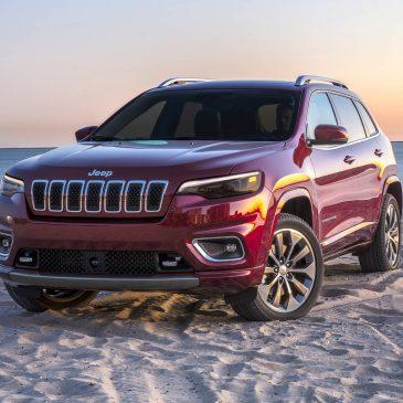 Jeep Cherokee New Name