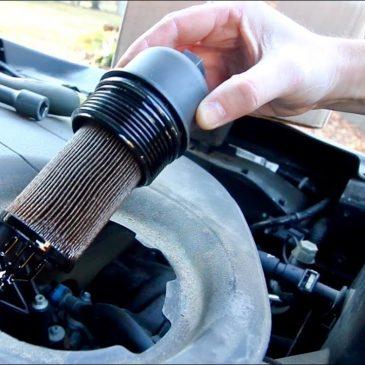 Jeep Cherokee Oil Change