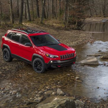 Jeep Cherokee Zero Percent Financing