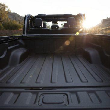 Jeep Gladiator Bed Rack