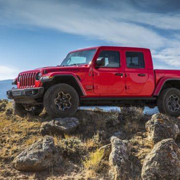 Jeep Gladiator Diesel Mpg