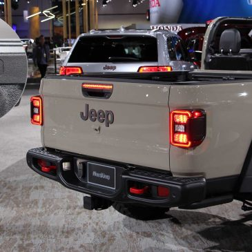 Jeep Gladiator Easter Eggs