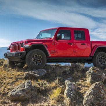 Jeep Gladiator Ecodiesel Mpg