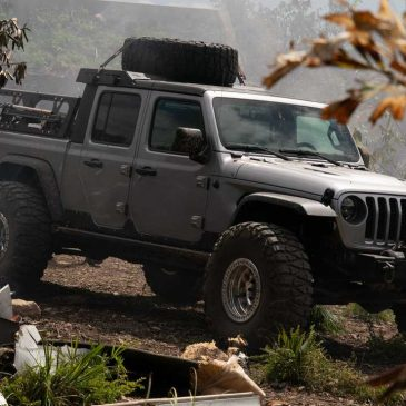 Jeep Gladiator Fast And Furious