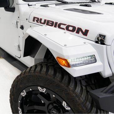 Jeep Gladiator Fender Flares