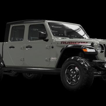 Jeep Gladiator Forza Horizon 4