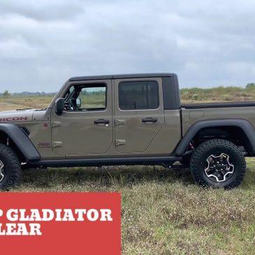 Jeep Gladiator Gator Green