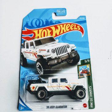 Jeep Gladiator Hot Wheels