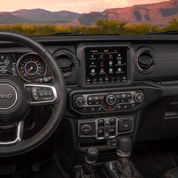 Jeep Gladiator Inner Fender