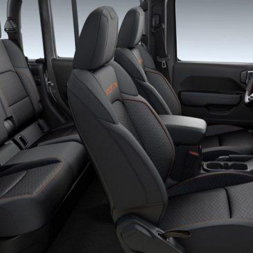 Jeep Gladiator Interior Accessories