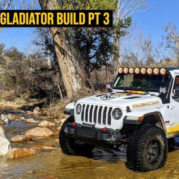 Jeep Gladiator Kc Lights