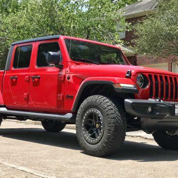 Jeep Gladiator Leveling Kit