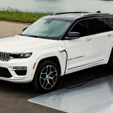 Jeep Grand Cherokee Overland 2021