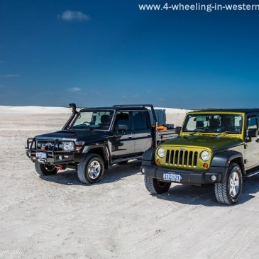 Jeep Vs Land Rover