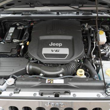Jeep Wrangler Engine Cc