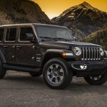 Jeep Wrangler Gas Tank Size