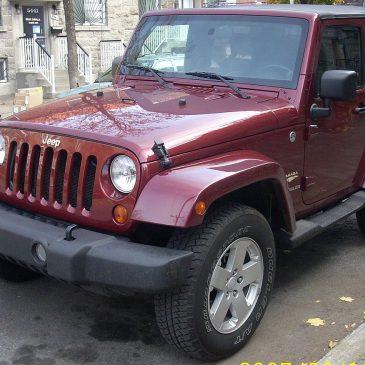Jeep Wrangler Jk 2 Door