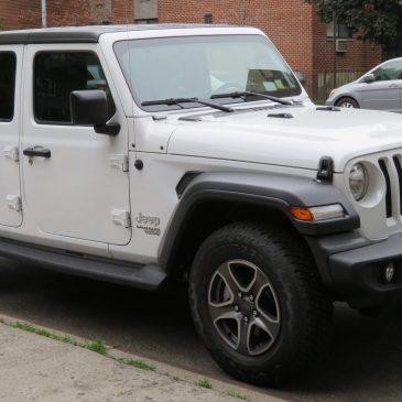 Jeep Wrangler Jl Rubicon 2021
