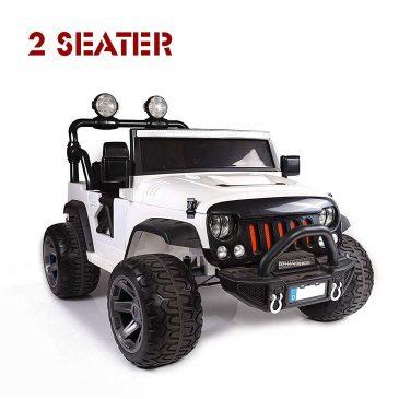 Jeep Wrangler Kids Car