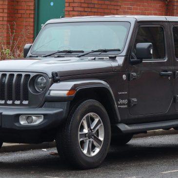 Jeep Wrangler New Model