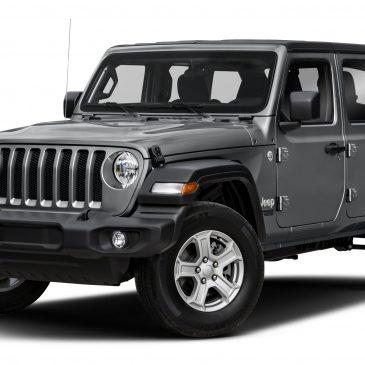 Jeep Wrangler Sport 2 Door