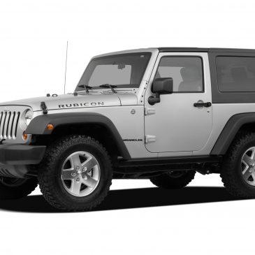 Jeep Wrangler X Sport