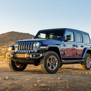 Jeep Wrangler Zero Percent Financing