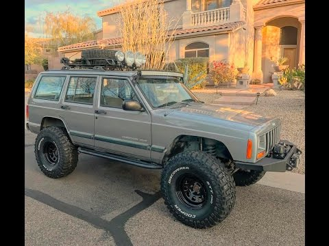 Jeep Xj Fender Flares